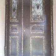 Кованая дверь в Воронеже