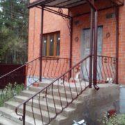 Кованые перила в Воронеже