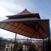 Кованые навесы в Воронеже