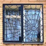 Кованые оконные решетки в Воронеже