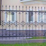 Кованые заборы в Воронеже